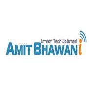 Amit Bhawani Tech Blog Logo