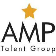 AMP Talent Group Logo