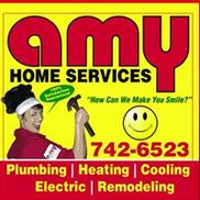 Amy Home Services, Inc. Logo