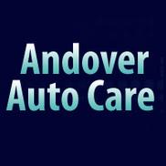 Andover auto care Logo