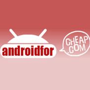 Androidforcheap.com Logo