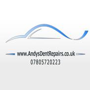 Andys Dent Repairs Logo