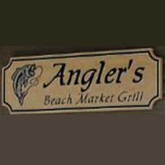 Anglers Beach Market Grill Logo