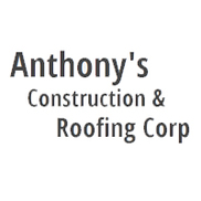 Anthony's Construction & Roofing Logo