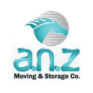 ANZ Moving & Storage Co Logo