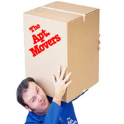 Apartment Movers Logo