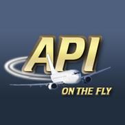 API On The Fly Logo