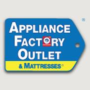 Appliance Factory Outlet & Mattresses Logo