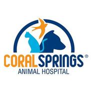 Coral Springs Animal Hospital Logo