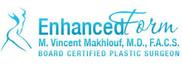 Dr M. Vincent Makhlouf Logo