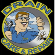 Drain Care & Repair Logo
