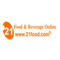 Food & Beverage Online. Logo