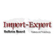 Import-Export Bulletin Board Logo