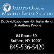 Ramapo Oral & Maxillo Facial Logo