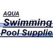 Aqua Swimming Pool Supplies Logo