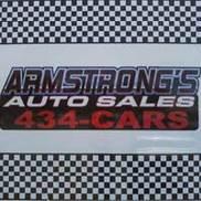 Armstrong's Auto Sales Logo