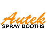 Autek Spray Booths Logo
