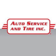 Auto Service and Tire Inc. Logo