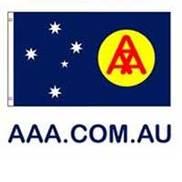 Arabian auto agency Logo