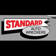 Standard Auto Wreckers Logo