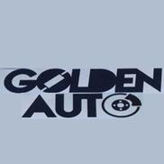 Golden Auto Muffler & Brake Center Logo