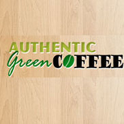 Authentic Green Coffee Logo