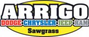 Arrigo Dodge Chrysler Jeep Sawgrass Logo