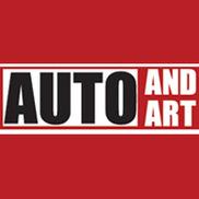 AutoandArt.com Logo