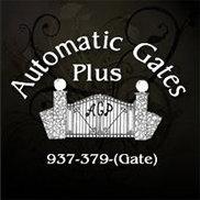 Automatic Gates Plus Logo