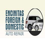 Encinitas Foreign & Domestic Auto Repair Logo