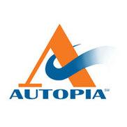 Autopia Car Wash Logo