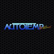 Autotemp Air & Sound Logo