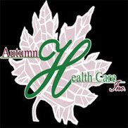 Autumn Healthcare Logo