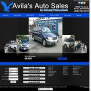 Avila's Auto Sales Logo