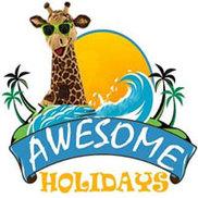 Awesome Holidays Logo
