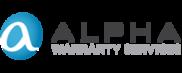 Alpha Warranty Services Logo