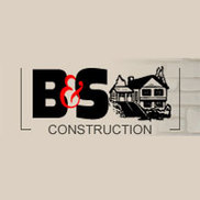 B & S Construction Logo