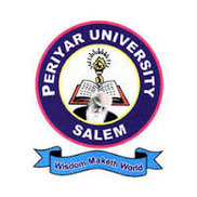 Periyar University Logo