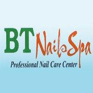 BT Nail Spa Logo