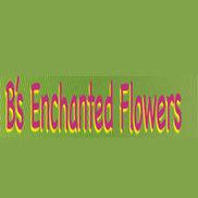 B's Enchanted Flowers Logo