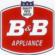 B&B Appliance Co Logo