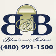 B&B Blinds and Builder Services LLC Logo