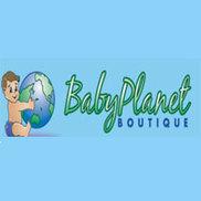 Baby Planet Boutique Logo