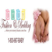 Baby Fashion and Bedding Logo