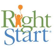 Right Start. Logo