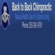Back 2 Back Chiropractic Logo