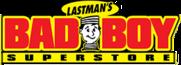 Lastman's Bad Boy Logo