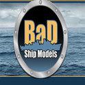 BaD Ship Models, LLC Logo