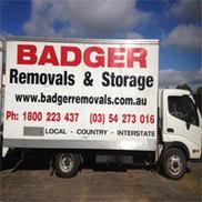 Badger Removals Logo