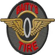 Baity's Tire Service, Inc. Logo